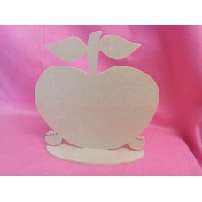 4mm MDF Standing apples 200mm tall